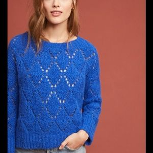 Bright lights sweater - Anthropologie